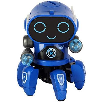 Ρομπότ για Παιδιά με Φώτα & Ήχους - Μπλε
