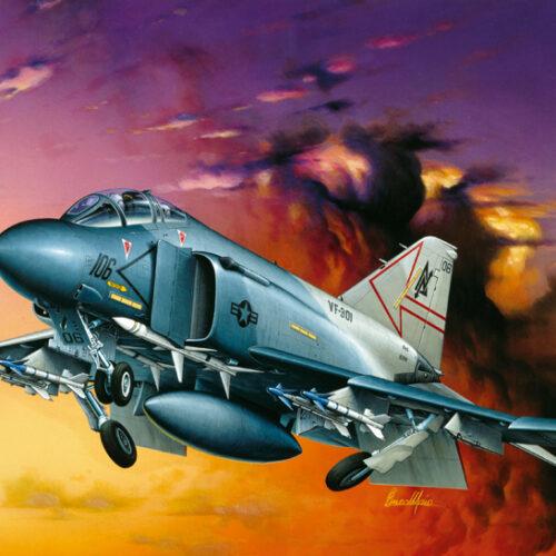 F-4S Phantom II 1:72