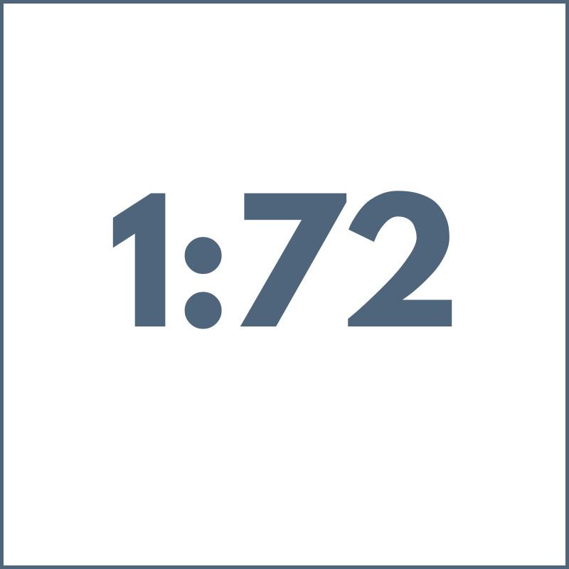 Αεροσκάφη 1:72