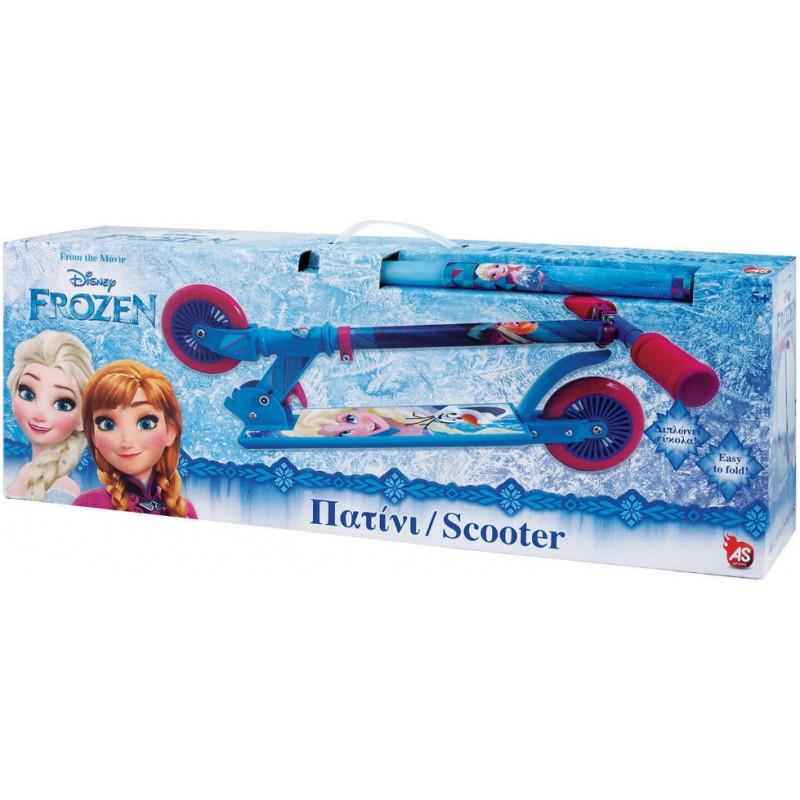 Λαμπάδα Πατίνι Scooter Frozen