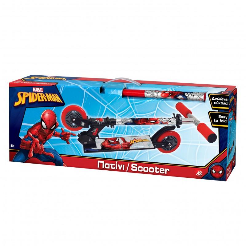 Λαμπάδα Πατίνι Scooter Spiderman