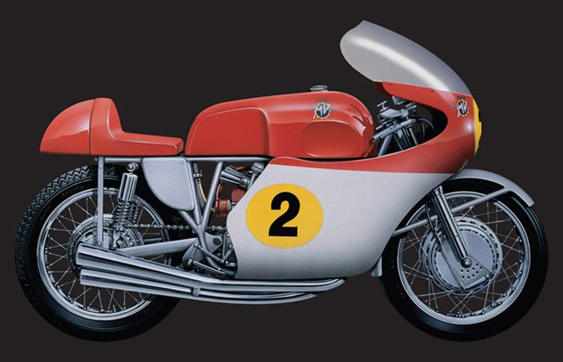 Mv Agusta 500 cc 4 Cylinders 1964 19
