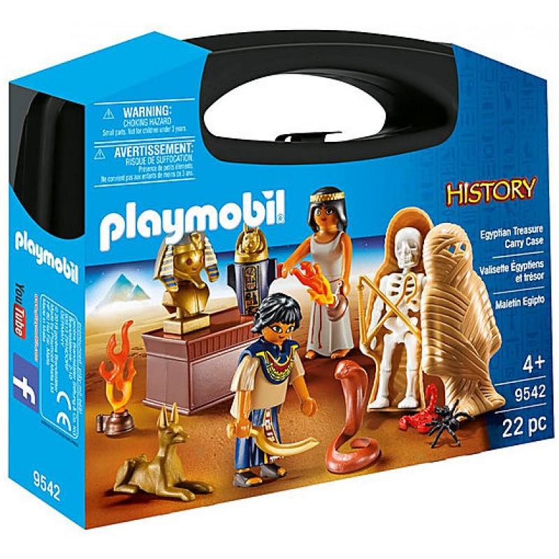 Playmobil Maxi Βαλιτσακι Αρχαια Αιγυπτος