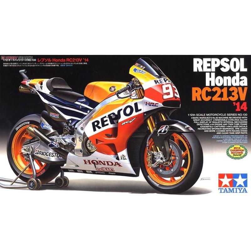 Repsol Honda RC213V 14 1:12