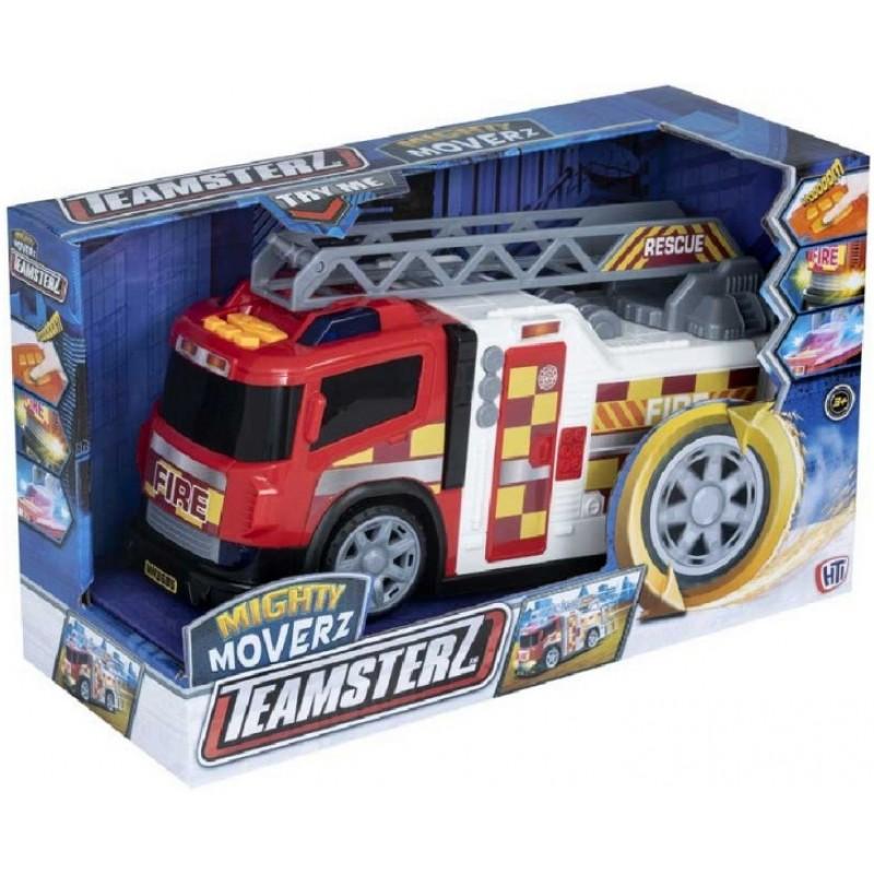 Teamsterz Mighty Moverz Πυροσβεστικό Όχημα
