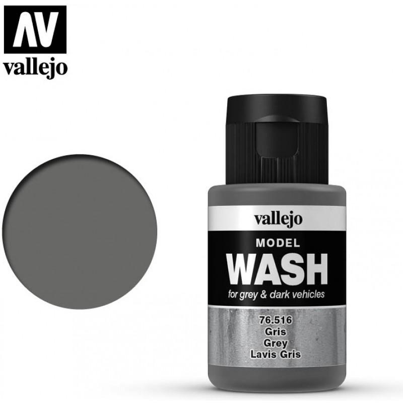 Vallejo Model Wash Grey 76.516