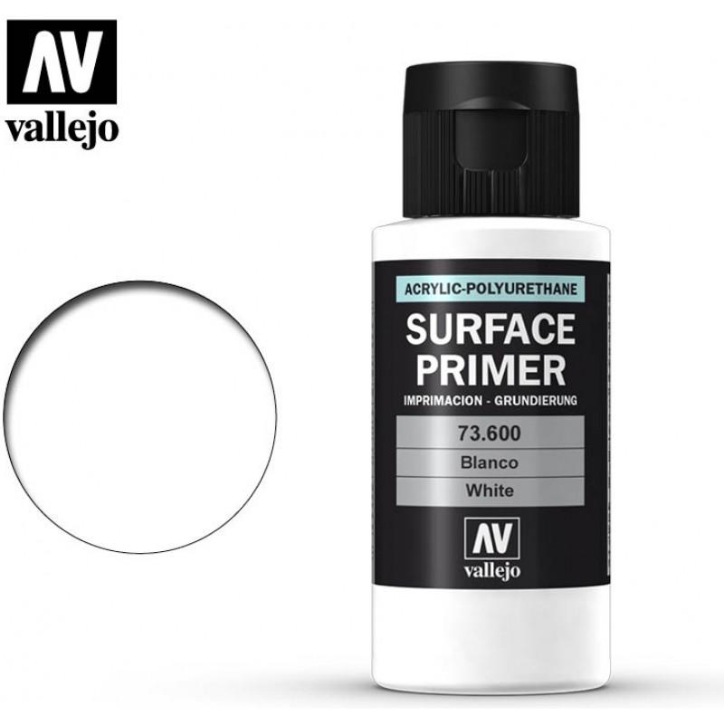 Vallejo Surface Primer White 73.600