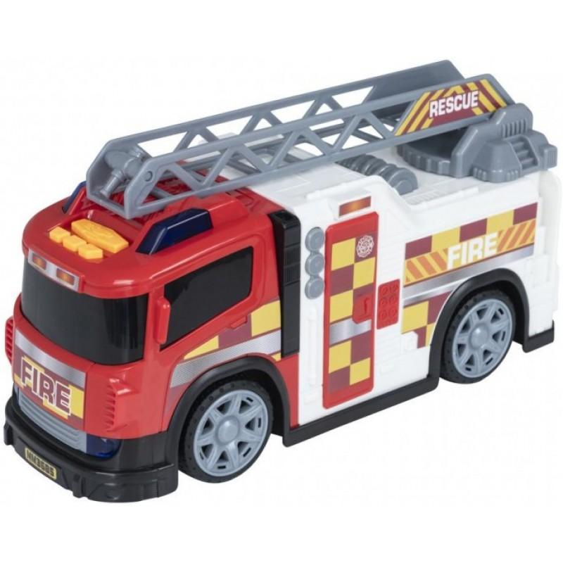 Τeamsterz Μighty Μoverz Πυροσβεστικό Οχημα με Κίνηση Φώτα και Ήχους