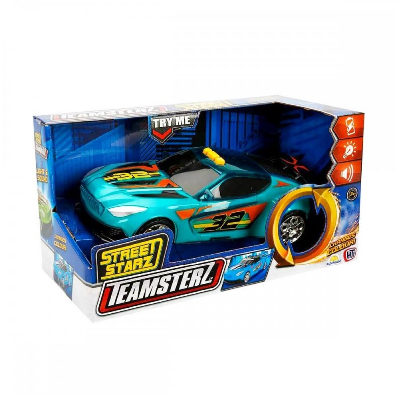Teamsterz Mighty Movers Αγωνιστικό Αυτοκίνητο
