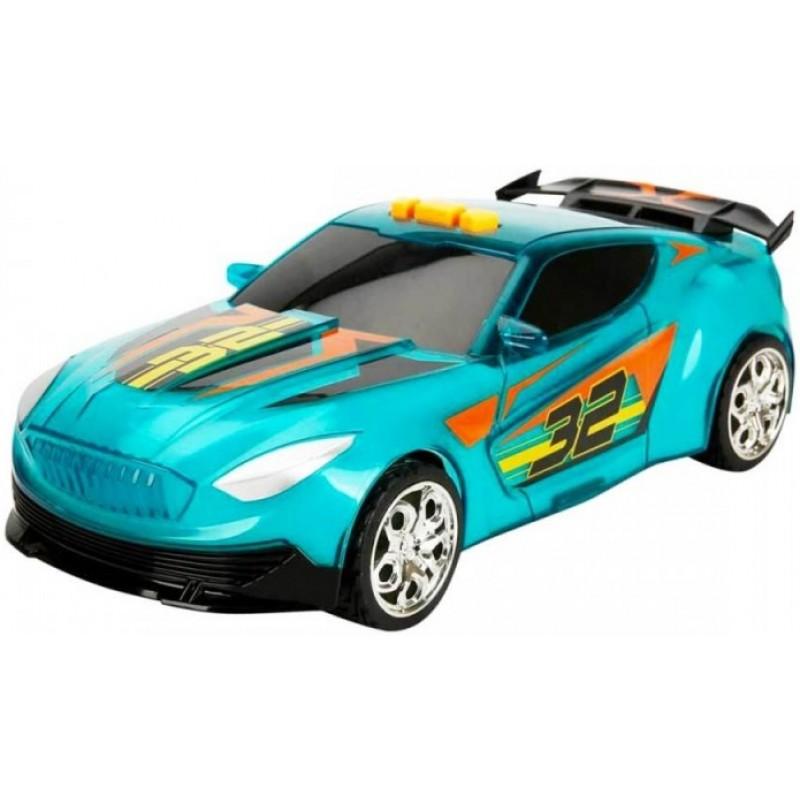 Teamsterz Street Starz Αγωνιστικό Αυτοκίνητο με Κίνηση Φώτα και Ήχους