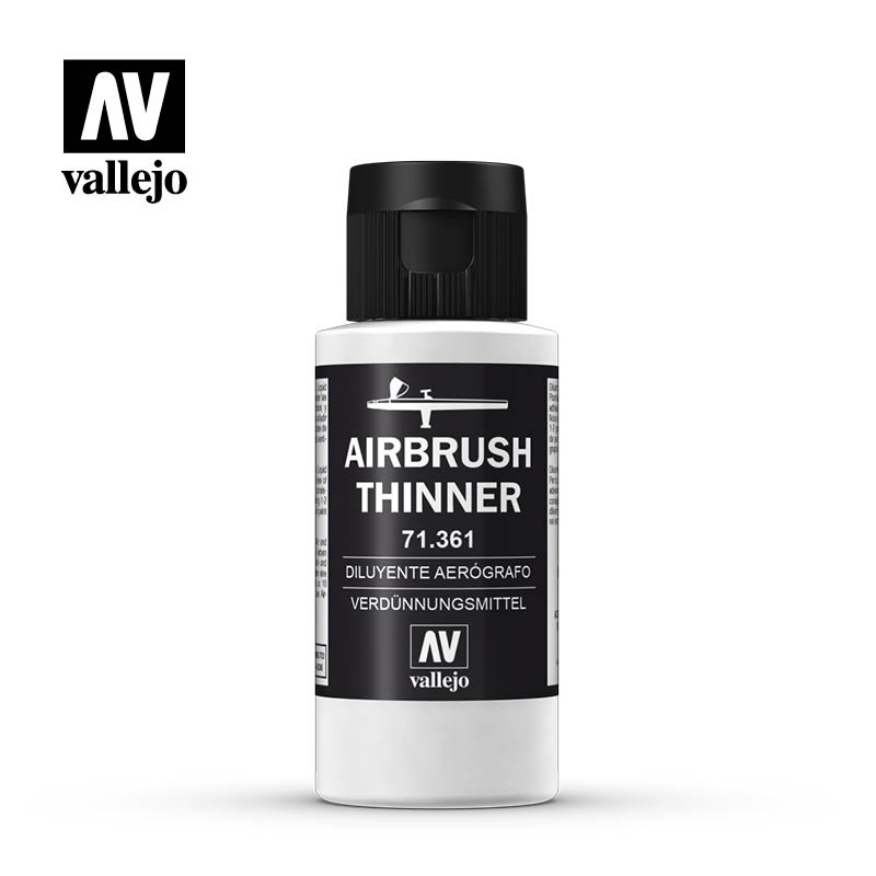 Airbrush Thinner Vallejo 71361 60ml