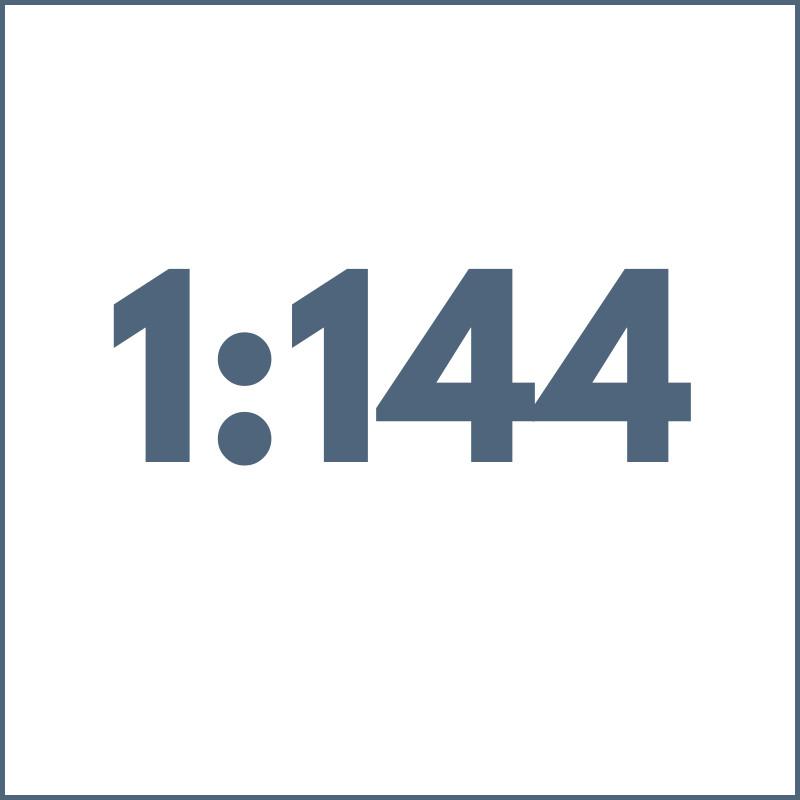 Αεροσκαφη 1:144