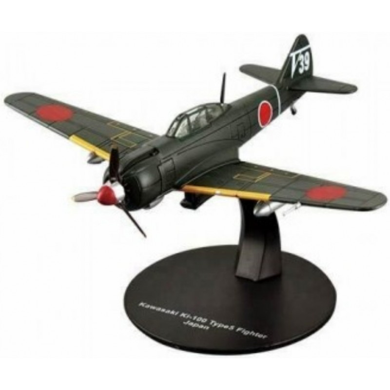Kawasaki Ki-100 TYPE5 Fighter Japan 1:72