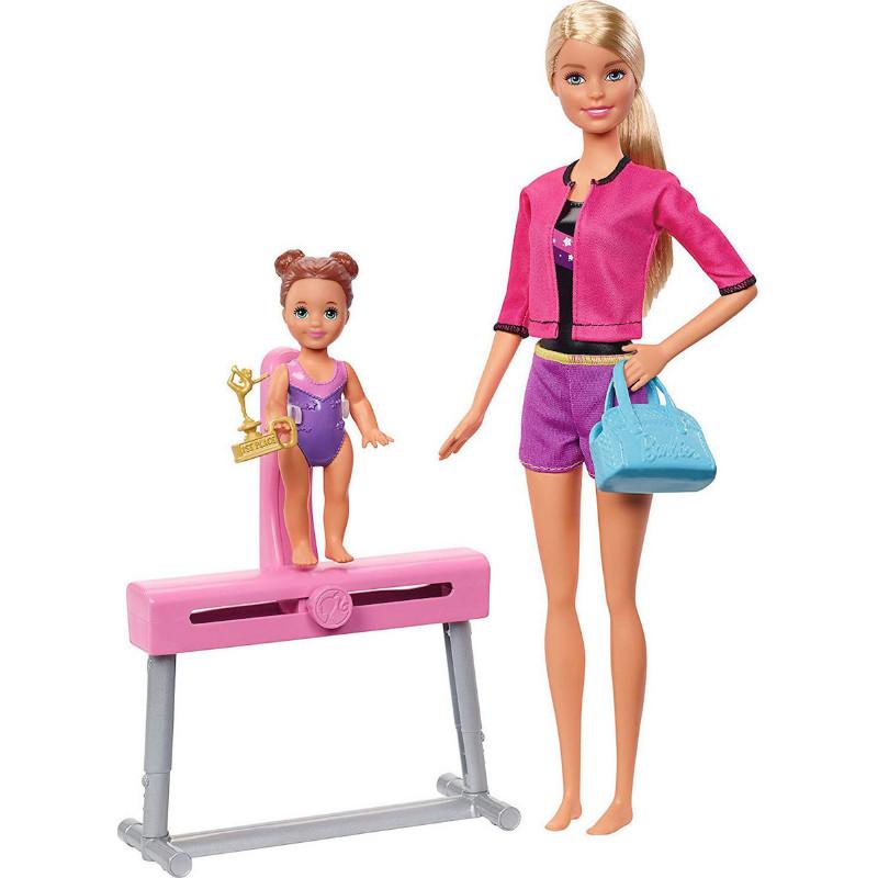 Mattel - Barbie Γυμνάστρια (FXP39)