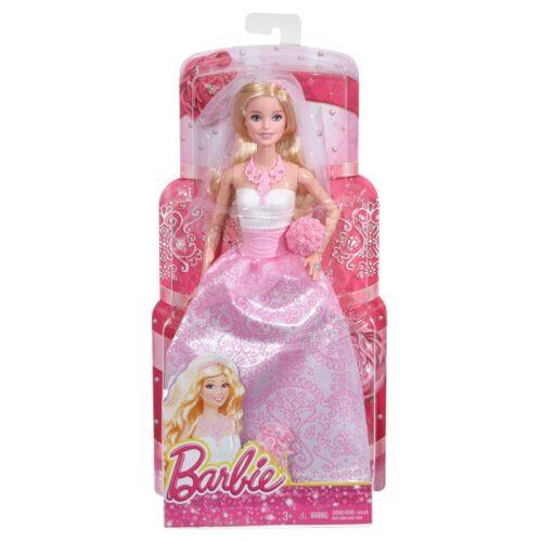 Mattel Barbie Πριγκίπισσα Νύφη