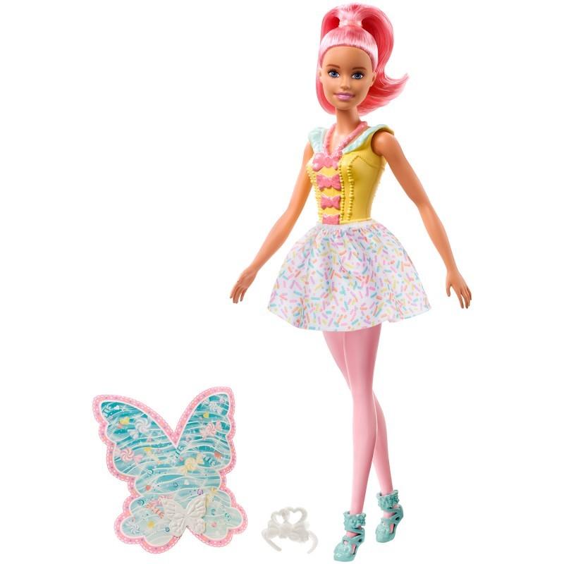Mattel - Barbie Dreamtopia Νεράιδες και Γοργόνες Νεράιδα (FXT03)
