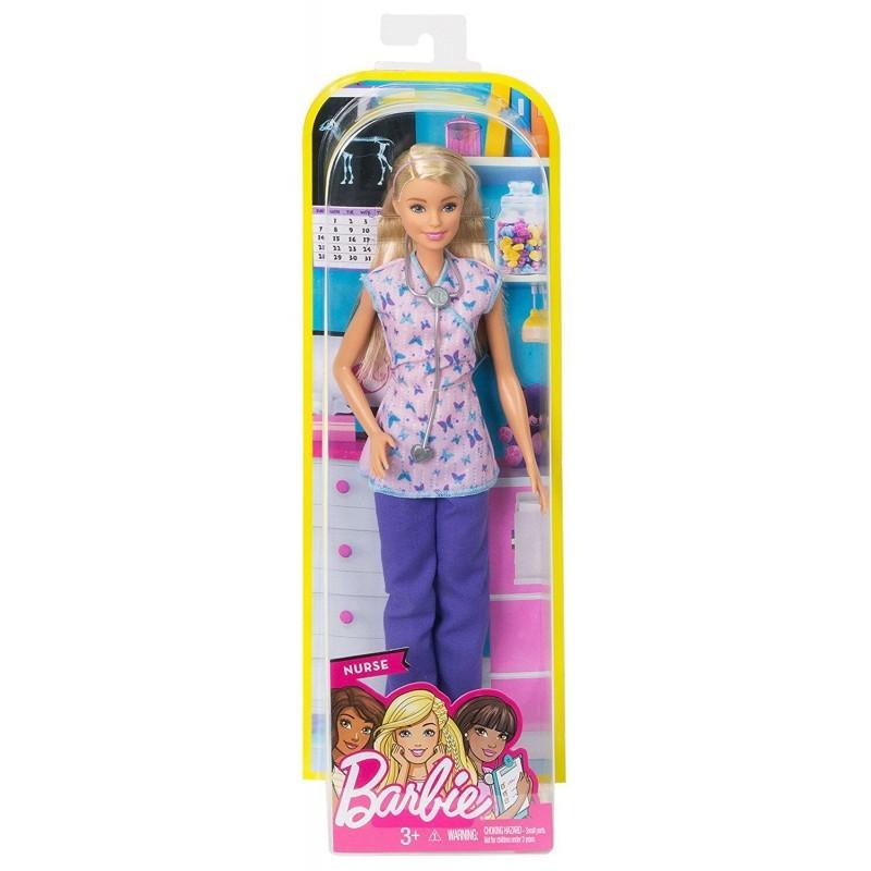 Mattel Barbie Νοσοκόμα