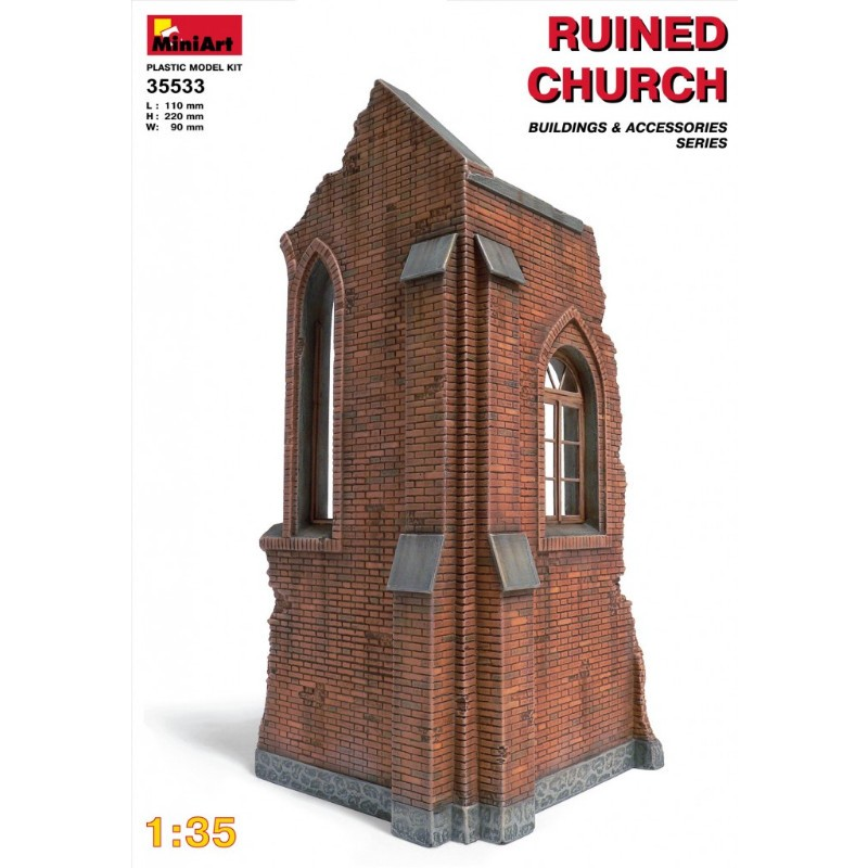 Ruined Church 1:35