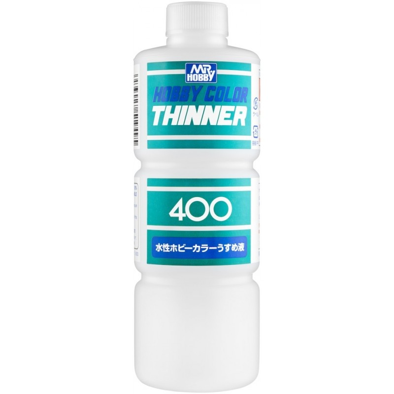 T-111 Mr. Aqueous Hobby Color Thinner 400 (400 ml)