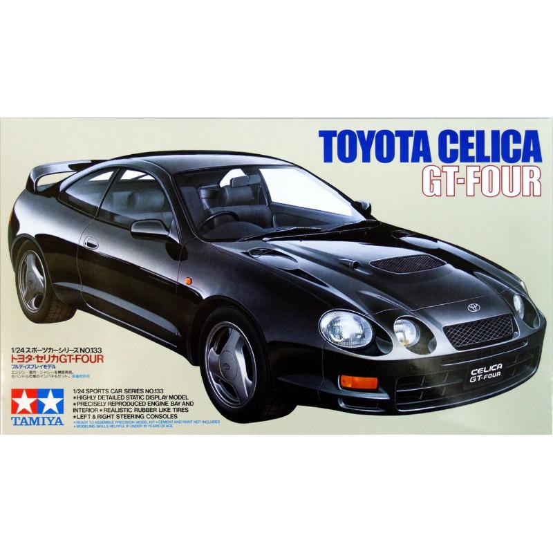 Toyota Celica GT-Four 1:24