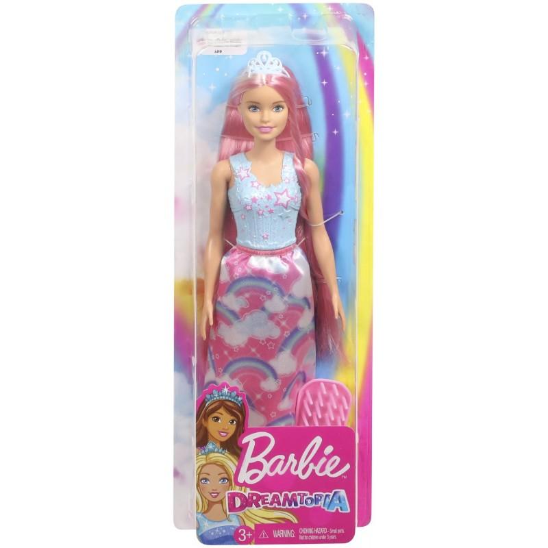 Mattel - Barbie Dreamtopia Πριγκίπισσα Μακριά Μαλλιά