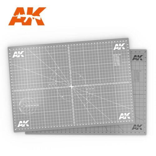 AK Interactive - Επιφάνεια Κοπής A3 (450 x 300mm)