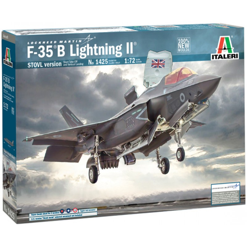 F-35 B Lightning II STOVL Version 1:72