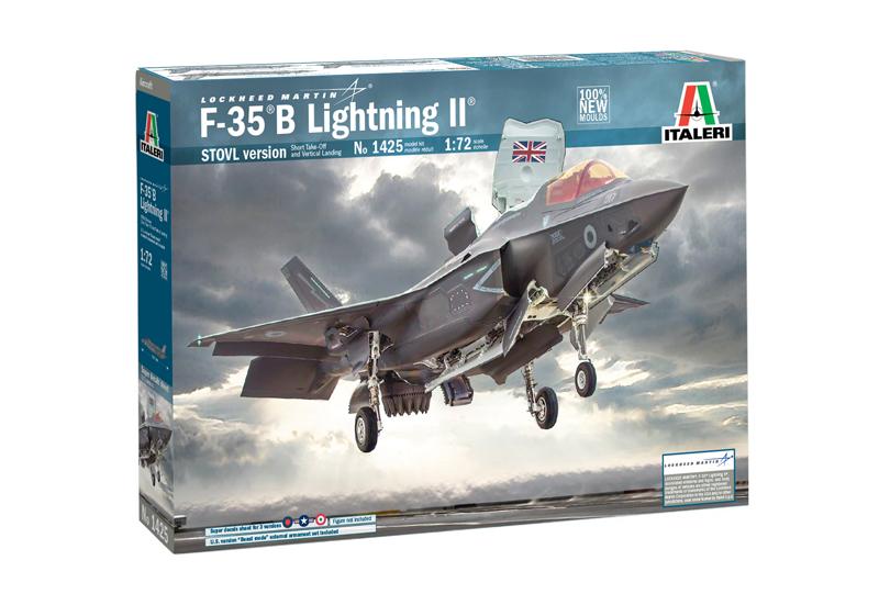 F-35 B Lightning II STOVL Version 1:72