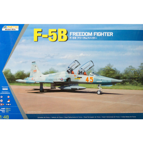 F-5B/C F-5B/N F-5B Freedom Fighter 1:48