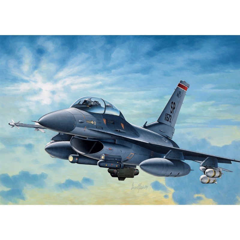 Lockheed-Martin F-16 C/D Fighting Falcon 1:72