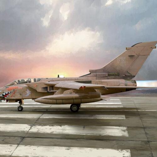 Tornado GR.1 Raf Gulf War 1:72