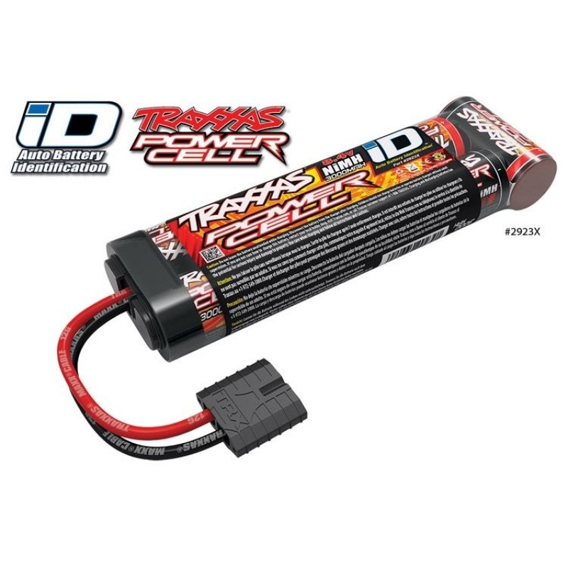 NiMH Battery 8,4V 3000mAh iD-Connector