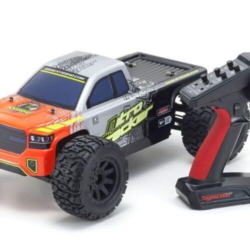 Βενζινοκίνητο Τηλεκατευθυνόμενο Αυτοκίνητο Kyosho Nitro Tracker 1:10