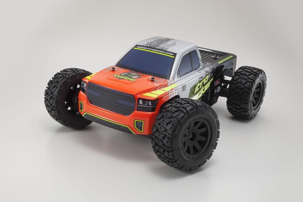 Βενζινοκίνητο Τηλεκατευθυνόμενο Αυτοκίνητο Kyosho Tracker