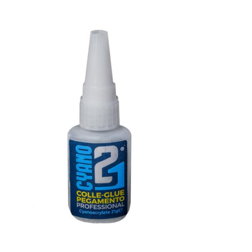 Colle21 Super Glue – 21g with Nozzle Tip Applicator