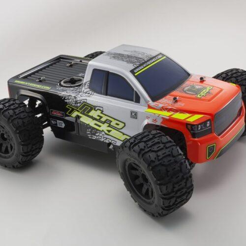 Τηλεκατευθυνόμενο Αυτοκίνητο με Καύσιμο Nitro