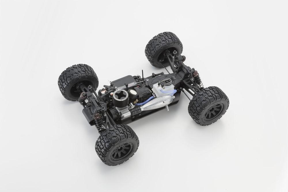 Τηλεκατευθυνομενο Αυτοκινητο με Καυσιμο Νιτρομεθανολης