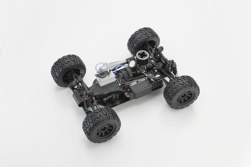 Τηλεκατευθυνομενο Αυτοκινητο με Κινητηρα και Καυσιμο
