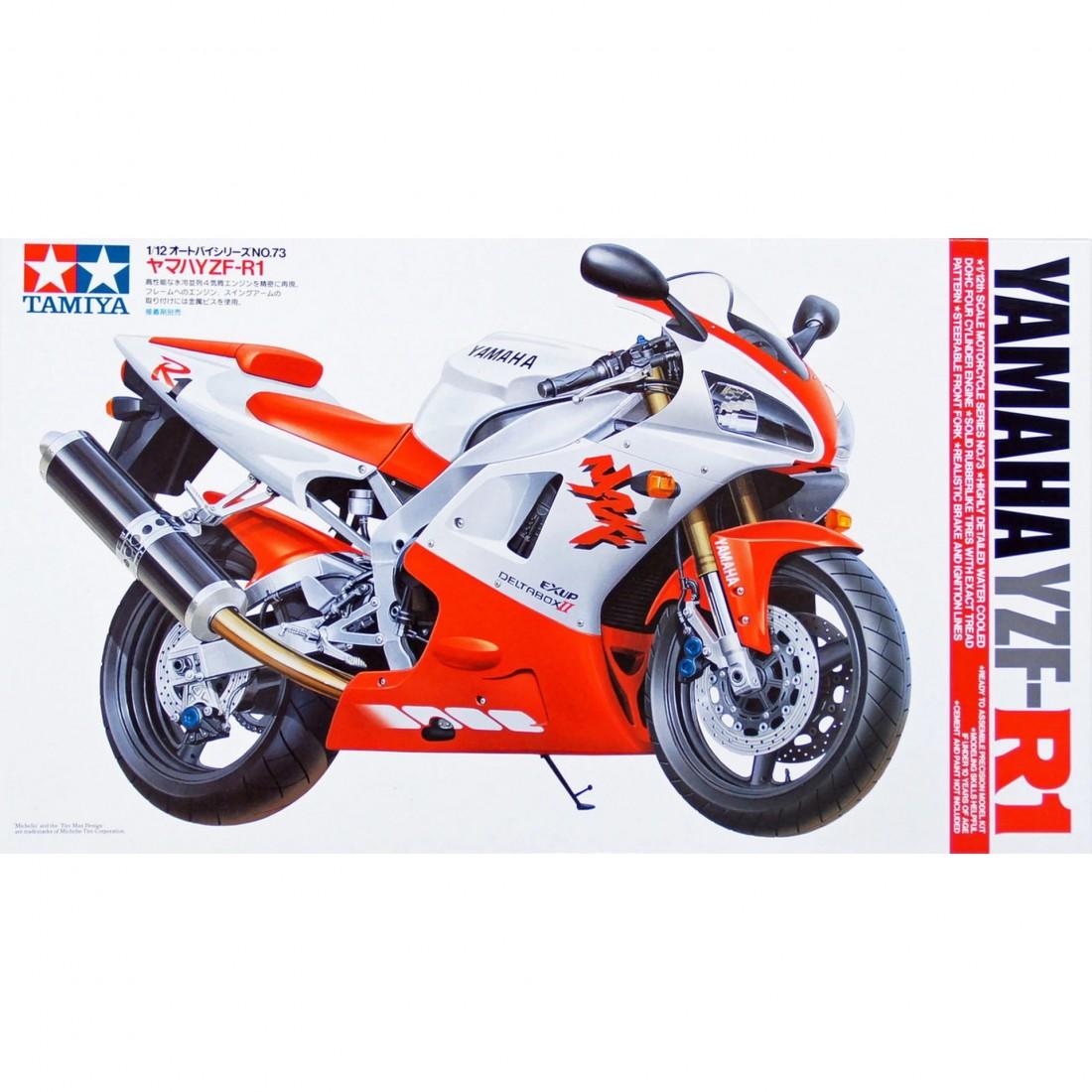 Yamaha YZF-R1 1:12