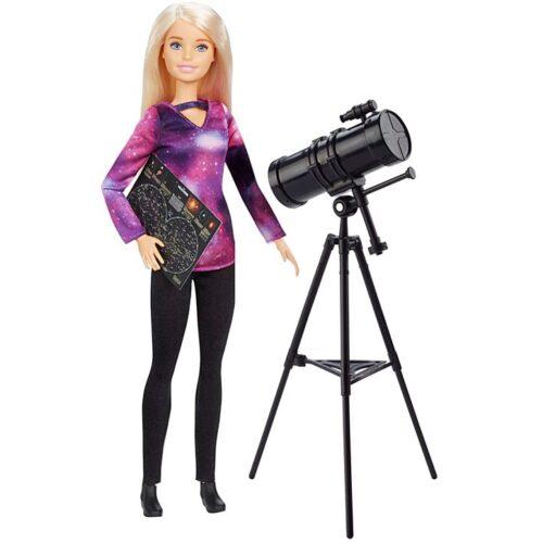 Mattel Barbie National Geographic Αστροφυσικός Κούκλα GDM47