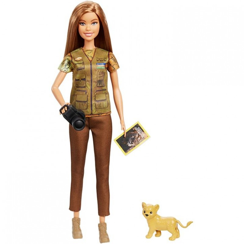 Mattel - Barbie National Geographic GDM46