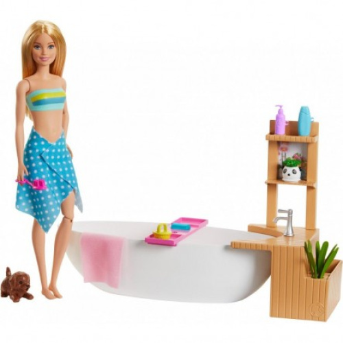 Barbie Wellness Τζακούζι