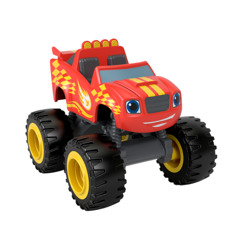 Blaze and The Monster Trucks