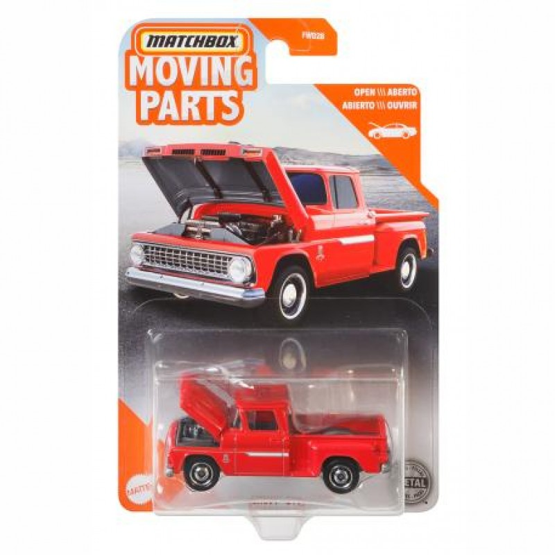 MATCHBOX MOVING PARTS FWD28