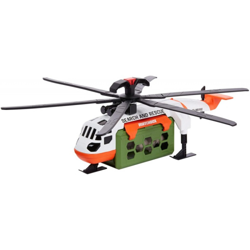 Matchbox Ελικόπτερο μεγάλο για παιδιά