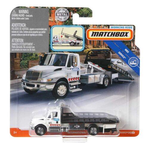Μεταλλικό Φορτηγάκι Matchbox Mattel