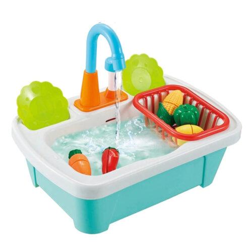 Παιδικός Νεροχύτης με Λαχανικά