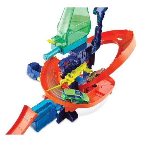 Πίστα Mattel Εργαστήριο Χρωμοκεραυνών