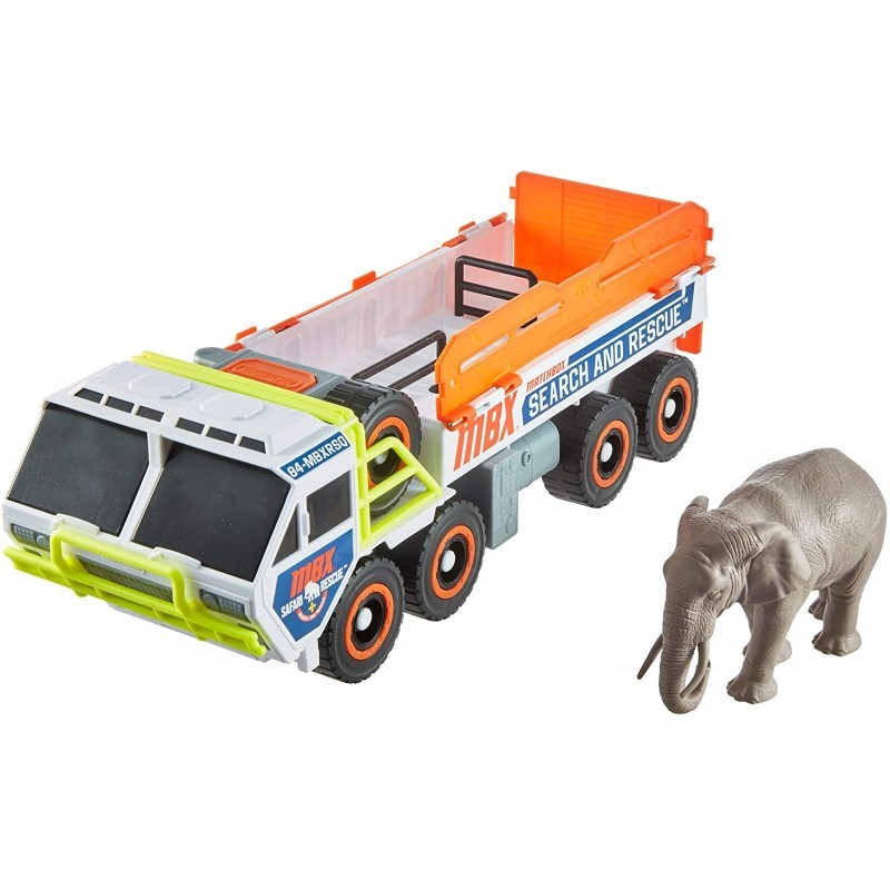 elephant off road rescue adventure Σετ Όχημα Διάσωσης Ελεφάντων