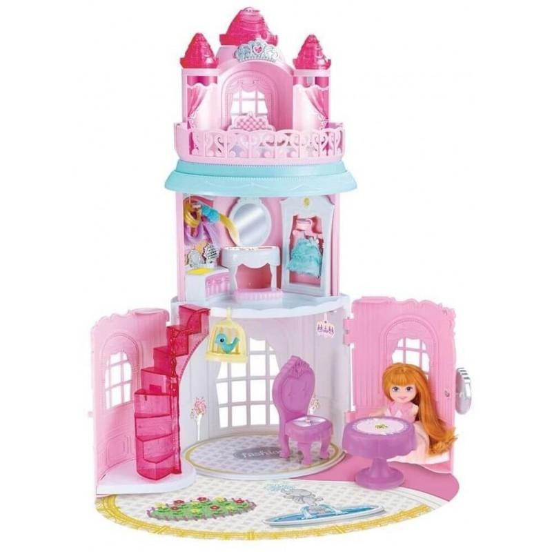 Κάστρο Super Set με Κούκλα